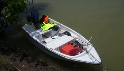 เทคนิคการขับเรือ 11 ฟุต (พิมพ์นิยม) | Thai Boat Club